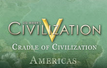 Sid Meier's Civilization V: Cradle of Civilization - The Americas Badge