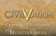Sid Meier's Civilization V: Cradle of Civilization - The Mediterranean Badge