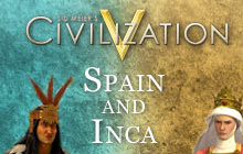 Sid Meier's Civilization V: Double Civilization and Scenario Pack - Spain and Inca Badge