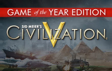 Sid Meier's Civilization V: Game of the Year Edition Badge