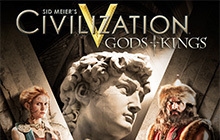 Sid Meier's Civilization V: Gods and Kings Badge