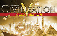 Sid Meier's Civilization V: Gold Edition Badge