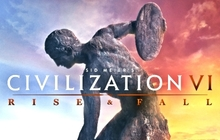Sid Meier's Civilization VI - Rise and Fall