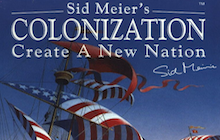 Sid Meier's Colonization Badge