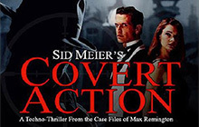 Sid Meier's Covert Action Badge