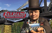 Sid Meier's Railroads! Badge