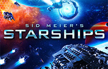Sid Meier's Starships Badge