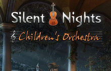 Silent Nights: Children's Orchestra Badge