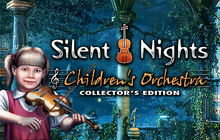 Silent Nights: Children's Orchestra Collector's Edition Badge