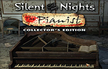 Silent Nights: The Pianist Collector's Edition Badge