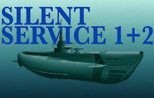 Silent Service 1+2 Badge