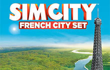 SimCity French City Set Badge
