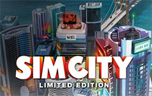 SimCity Limited Edition Badge
