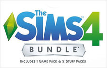 The Sims 4 Bundle Pack 2 Badge