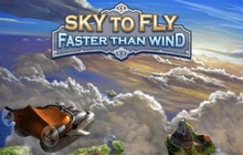 Sky To Fly: Faster Than Wind Badge