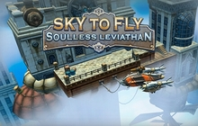 Sky to Fly: Soulless Leviathan Badge