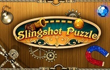 Slingshot Puzzle Badge