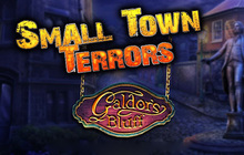 Small Town Terrors: Galdor's Bluff Badge