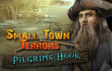 Small Town Terrors: Pilgrim's Hook Badge