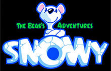 Snowy: The Bear's Adventures Badge