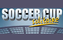 Soccer Cup Solitaire Badge