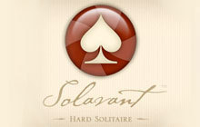 Solavant Solitaire Badge