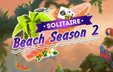 Solitaire Beach Season 2 Badge