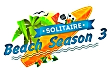 Solitaire Beach Season 3 Badge