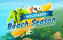 Solitaire Beach Season Badge