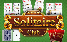 Solitaire Club Badge