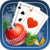 Solitaire Game Christmas Icon