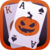 Solitaire Game Halloween Icon