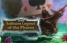 Solitaire Legend Of The Pirates Badge