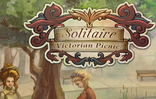 Solitaire: Victorian Picnic Badge