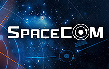 SPACECOM Badge