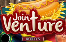 Tropico 5: Joint Venture DLC Badge