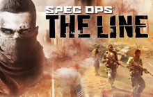 Spec Ops: The Line Badge