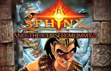 Sphinx and the Cursed Mummy Badge