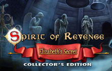 Spirit of Revenge: Elizabeth's Secret Collector's Edition Badge