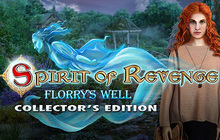 Spirit of Revenge: Florry's Well Collector's Edition Badge