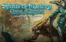 Spirits of Mystery: Chains of Promise Collector's Edition Badge