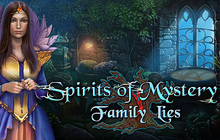 Spirits of Mystery: Family Lies Badge