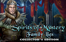 Spirits of Mystery: Family Lies Collector's Edition Badge