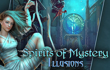 Spirits of Mystery: Illusions Badge