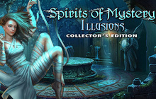 Spirits of Mystery: Illusions Collector's Edition Badge