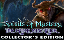 Spirits of Mystery: The Dark Minotaur Collector's Edition Badge