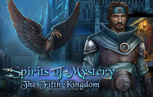 Spirits of Mystery: The Fifth Kingdom Badge