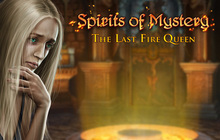 Spirits of Mystery: The Last Fire Queen Badge