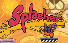 Splasher Badge