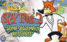Spy Fox 2 'Some Assembly Required' Badge